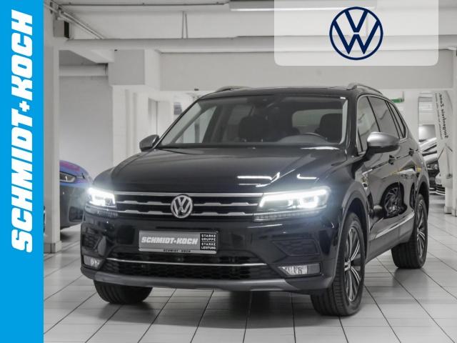 Volkswagen Tiguan Allspace 2.0 TDI HIGHLINE DSG, eSD, Leder, Jahr 2018, Diesel