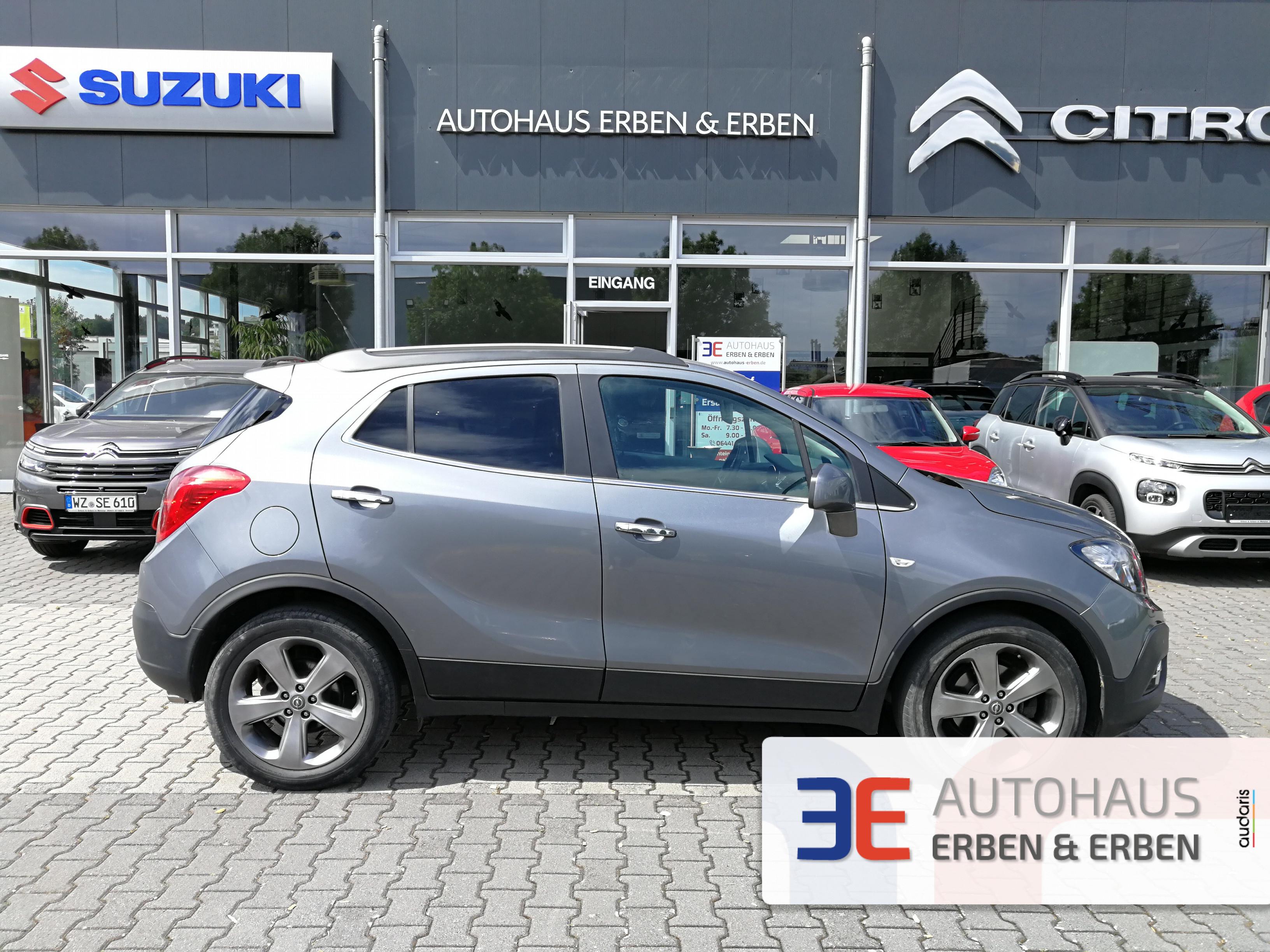 Opel Mokka Innovation ecoFlex 4x4, Jahr 2013, Diesel