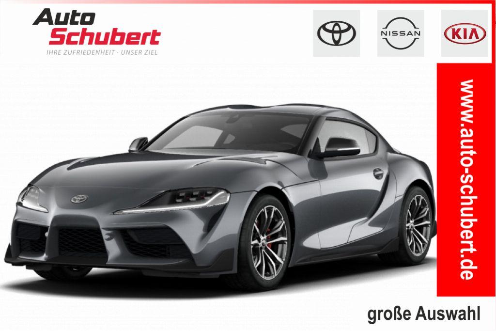 Toyota Supra GR 2.0 Dynamic+PREMIUM-PAKET+LEDER+HEAD-UP, Jahr 2021, Benzin