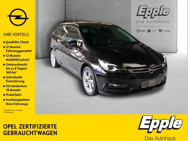 Opel Astra K Sports Tourer ON Start Stop 1.4 Turbo LED Rückfahrkam. Fernlichtass. AHK-abnehmbar, Jahr 2018, Benzin