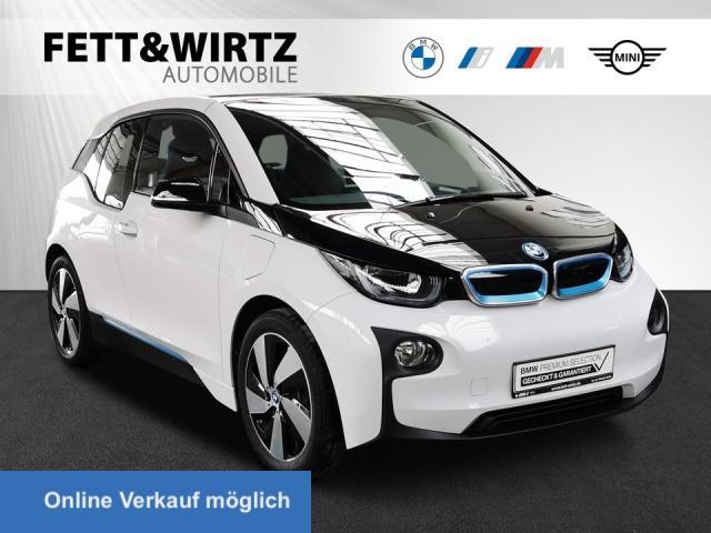 BMW i3 REX 94Ah Navi Schnell-Laden Sitzhzg PDC 19''LM, Jahr 2017, Elektro