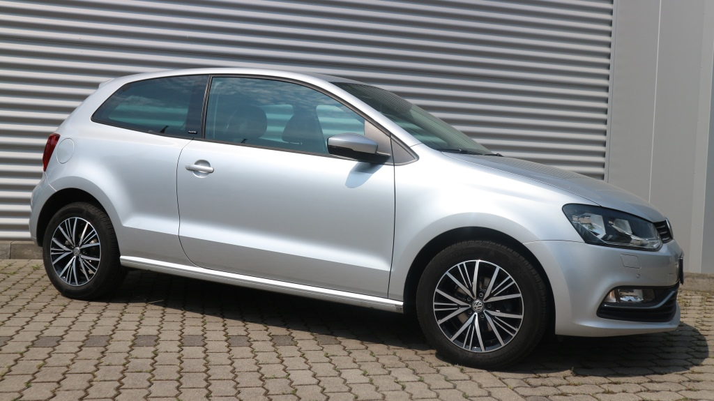 Volkswagen Polo Allstar, Jahr 2016, diesel