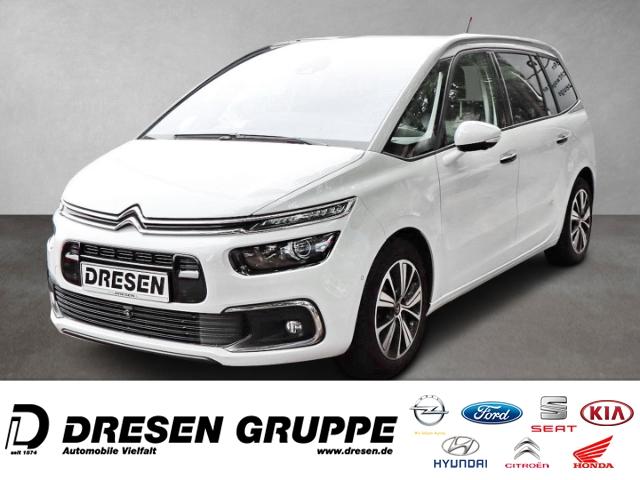 Citroën Grand C4 Picasso Shine /Navi/Bi-Xenon/LMF/elektr. Heckklappe, Jahr 2017, Benzin