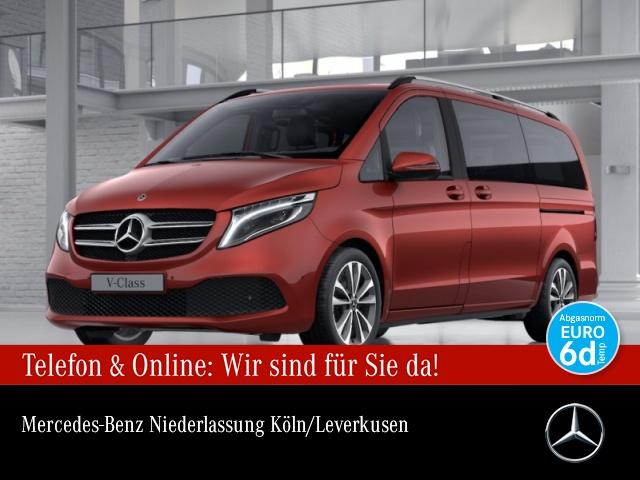 Mercedes-Benz V 220 d lang Edition Sportpak Burmester COMAND AHK, Jahr 2020, Diesel