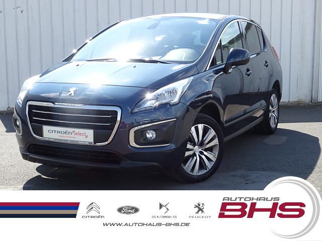 Peugeot 3008 Active PureTech 130, Jahr 2016, Benzin