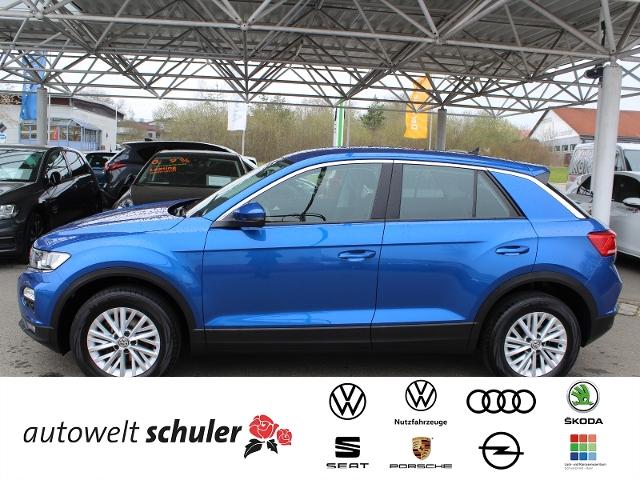 Volkswagen T-Roc 1.6 TDI Navi PDC, Jahr 2018, Diesel