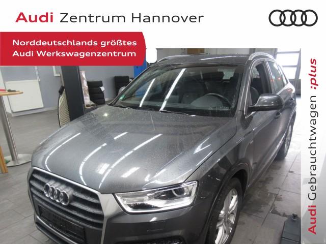 Audi Q3 2.0 TFSI sport,Sline,Leder,Bose, Xenon, Jahr 2017, Benzin