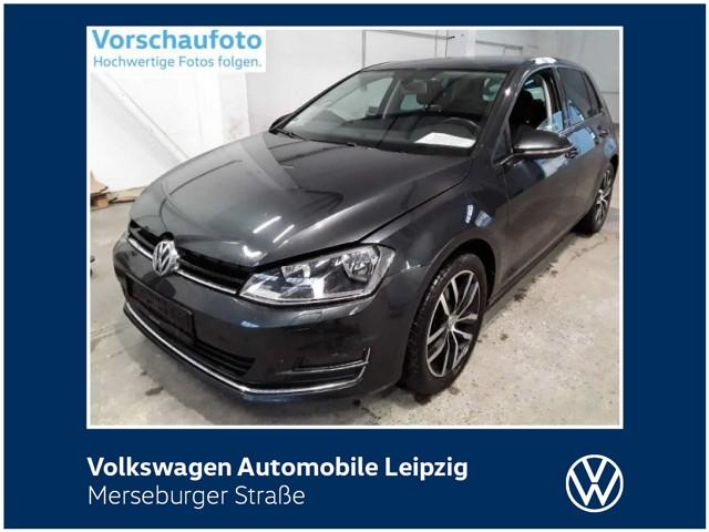 Volkswagen Golf VII 1.4 TSI Allstar *Tempomat*PDC*SHZ*, Jahr 2017, Benzin