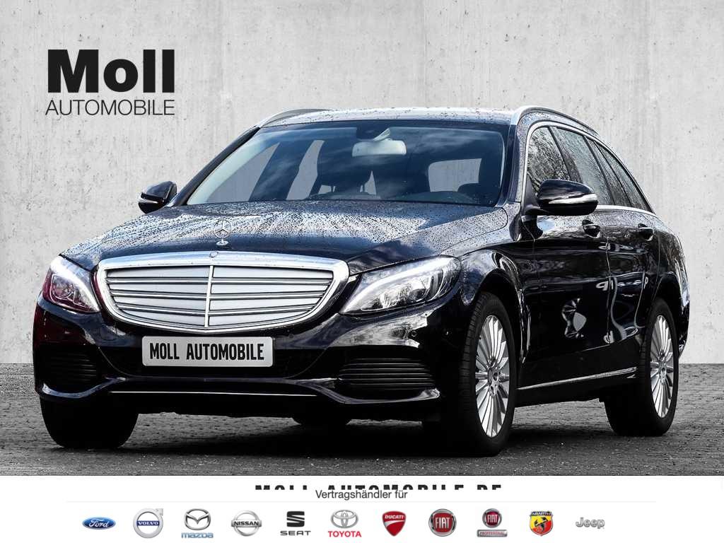 Mercedes-Benz C 250 (BlueTEC) d 7G-TRONIC Exclusive Navi SHZ AHK, Jahr 2015, Diesel