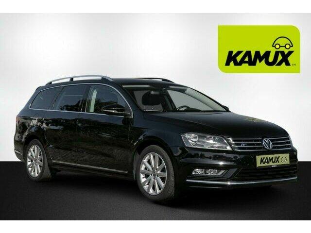 Volkswagen Passat 2.0 TDI Highline+Navi+R-Line-Paket+AHK, Jahr 2013, Diesel