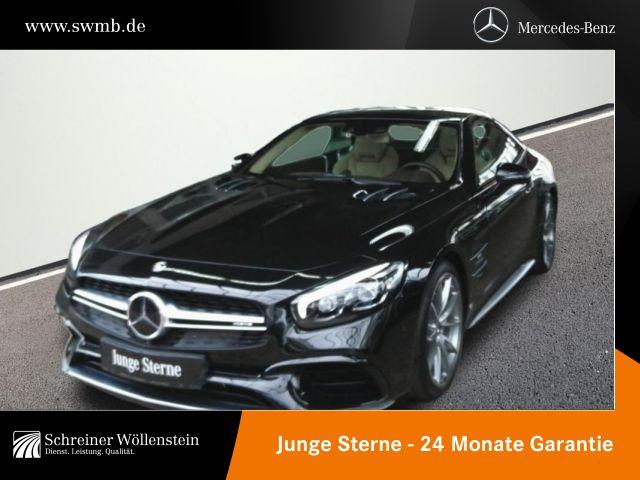 Mercedes-Benz SL 63 AMG MagicSky*FAP*KeyGo*Sitzklima*aMKSitz*, Jahr 2019, Benzin