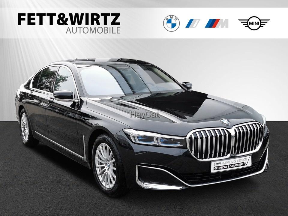 BMW 730 finanzieren