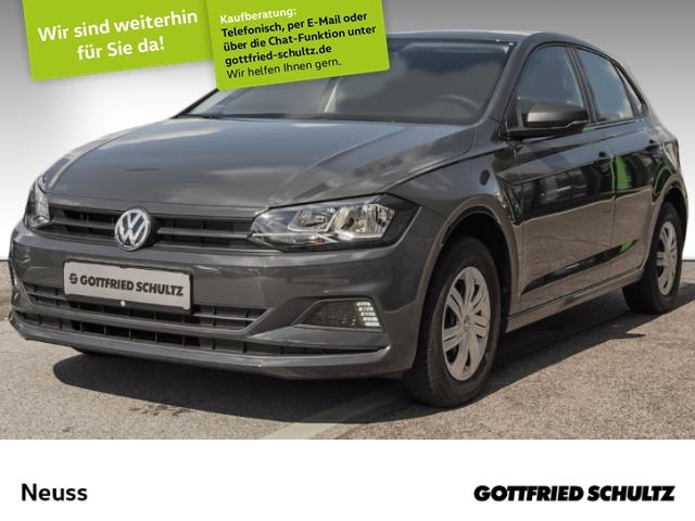Volkswagen Polo VI 1,0 COMP COL KLIMA COOL&SOUND Trendline, Jahr 2018, Benzin