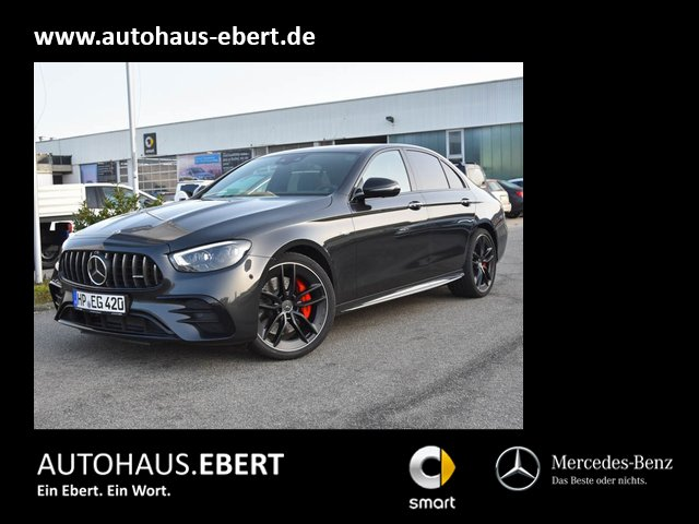 Mercedes-Benz Mercedes-AMG E 53 4MATIC+ Limousine+DISTRONIC, Jahr 2020, Benzin