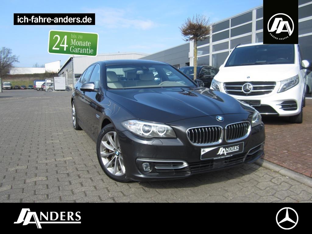 BMW 530d xDrive Navi+SHD+Bi-Xenon+Abstandst.+360+H&K, Jahr 2014, Diesel
