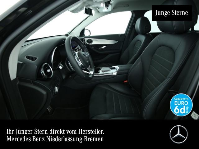 Mercedes-Benz GLC 200 4M AMG WideScreen LED Spurhalt-Ass SpurPak, Jahr 2019, Benzin