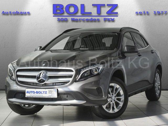 Mercedes-Benz GLA 250 Style Navi Kamera Sitzh. BiX Metallc, Jahr 2015, Benzin