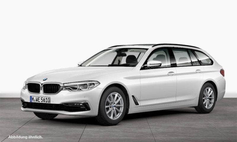 BMW 530d xDrive Touring Sport Line Head-Up HiFi LED, Jahr 2019, Diesel