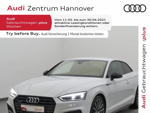 Audi A5 Coupe 3.0 TDI qu. S-line, LED, B&O, ACC, Black Ed., Jahr 2017, Diesel