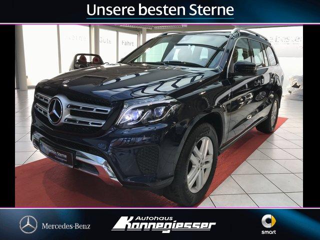 Mercedes-Benz GLS 350 d 4M*SHD*STANDHZ*EXCLUSIV*AHK*HEAD-UP*, Jahr 2017, Diesel