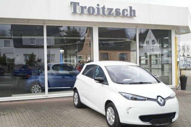 Renault Zoe Life Navigation/Klima -Batteriemiete-, Jahr 2014, Elektro