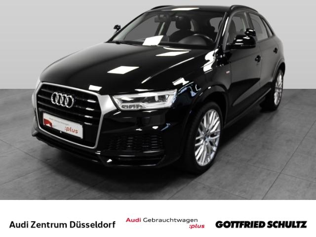 Audi Q3 2.0 TDI 6-Gang S-line, Jahr 2017, Diesel