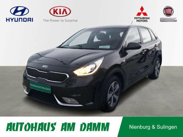 Kia Niro Hybrid Edition 7 KOMFORT AHK GARANTIE, Jahr 2016, Hybrid