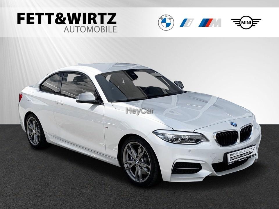 BMW M240i xDrive Navi Prof. Kamera LED H&K Alarm PDC, Jahr 2018, Benzin