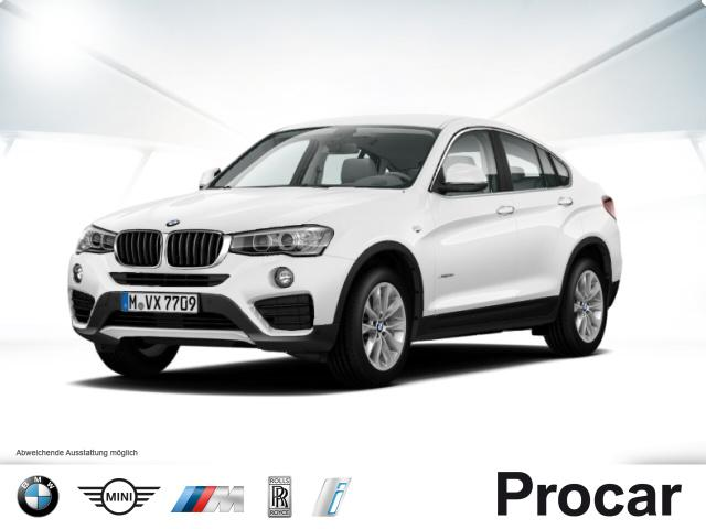 BMW X4 xDrive20d Navi Business Klimaaut. Head-Up PDC, Jahr 2015, diesel