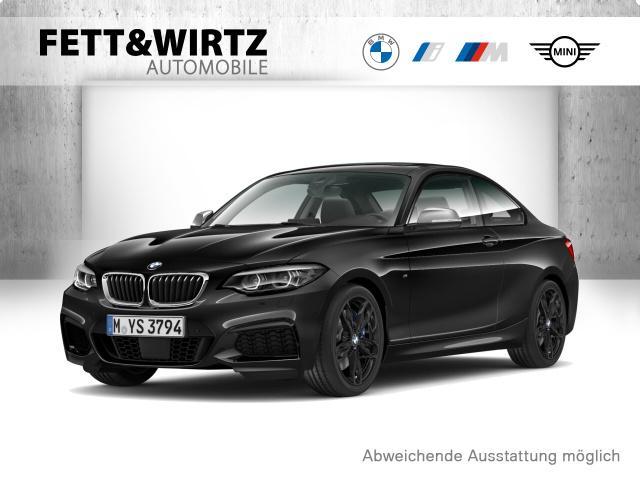 BMW M240i Coupe 18'' LED Klima Navi H&K Alarm GSD, Jahr 2018, Benzin