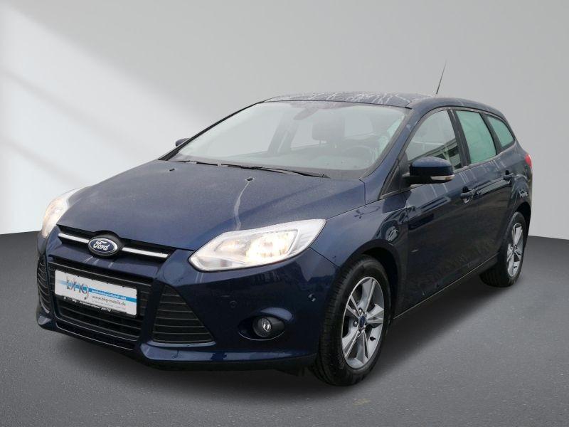 Ford Focus 1.6 EcoBoost Start-Stopp-System Trend, Jahr 2013, Benzin