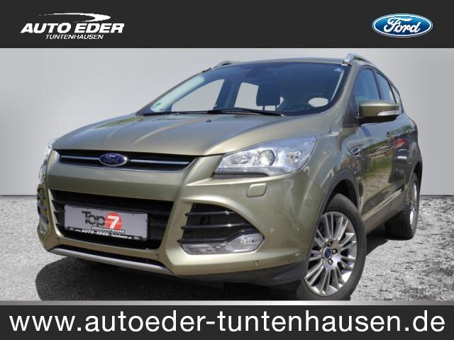Ford Kuga 2.0 TDCi Titanium 4x2 Bluetooth Klima, Jahr 2014, Diesel