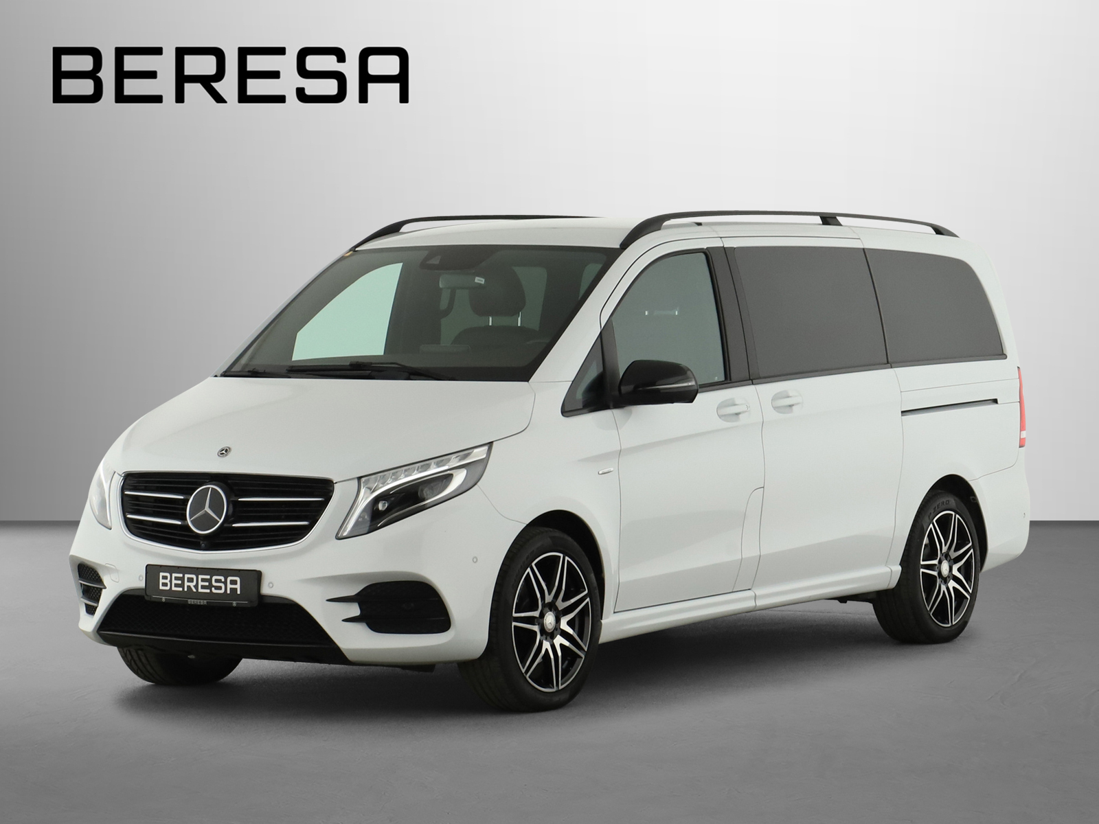 Mercedes-Benz V 250 4M Exclusive Lang Panorama LED 360°Kamera, Jahr 2017, Diesel