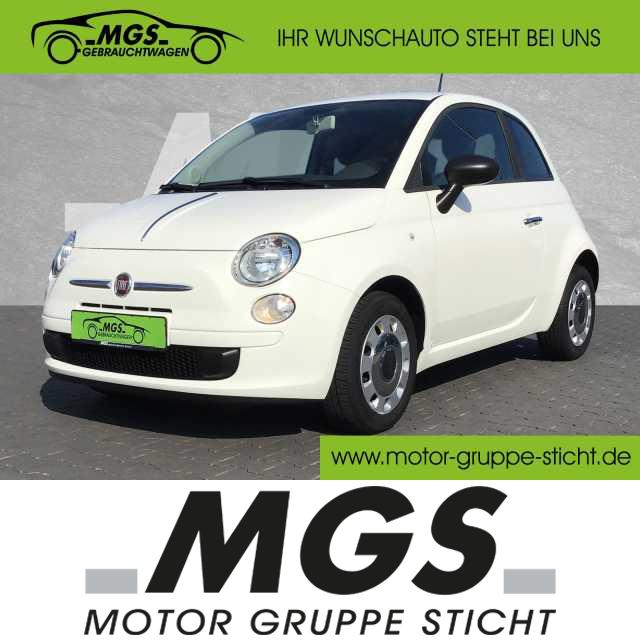 Fiat 500 1.2 Pop #KLIMA #BLUETOOTH, Jahr 2014, Benzin