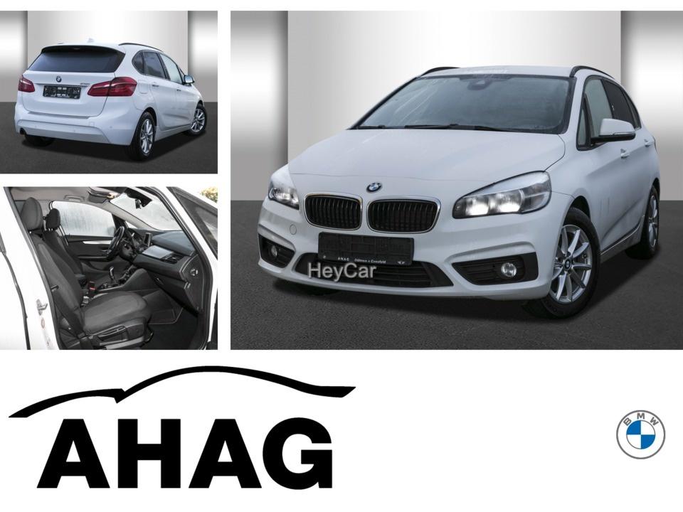 BMW 218 Active Tourer Advantage Klimaaut. PDC NSW, Jahr 2015, Benzin
