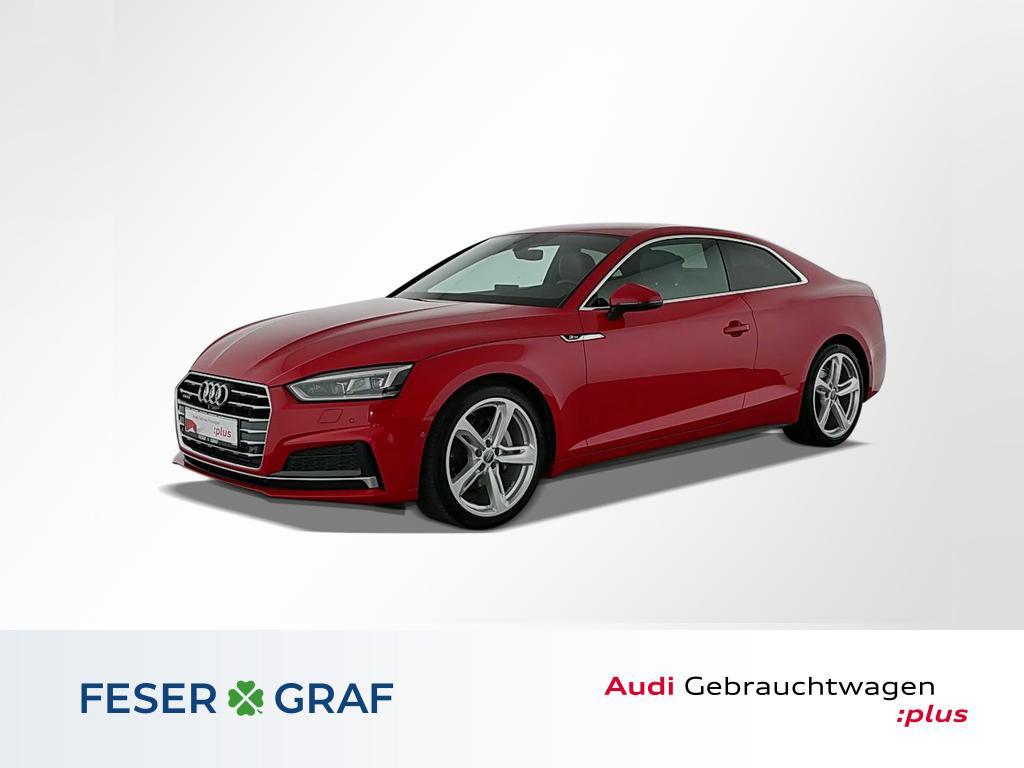 Audi A5 Coupé 3.0 TDI qu.S tronic 2x S Line Navi,HUD, Jahr 2016, Diesel
