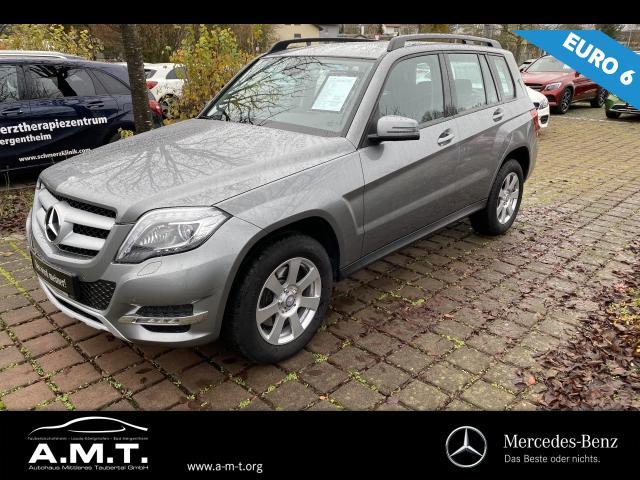 Mercedes-Benz GLK 250 BT 4M ILS Navi AHK 8-fach Offroad-Paket, Jahr 2012, diesel