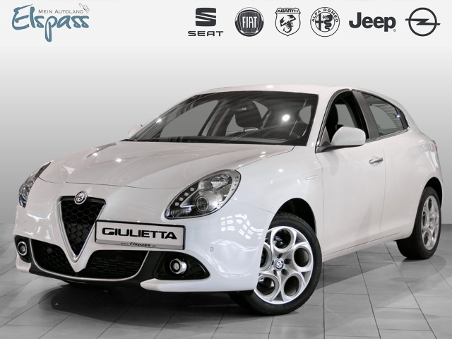 Alfa Romeo Giulietta Super 1.4 NAVI PDCv+h KLIMAAUT SITZHZG, Jahr 2019, Benzin
