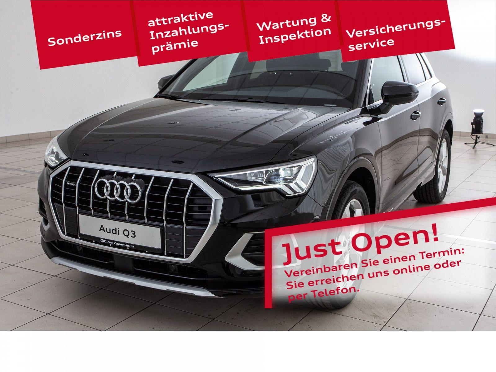 Audi Q3 advanced 40 TFSI quattro S tronic, Jahr 2021, Benzin