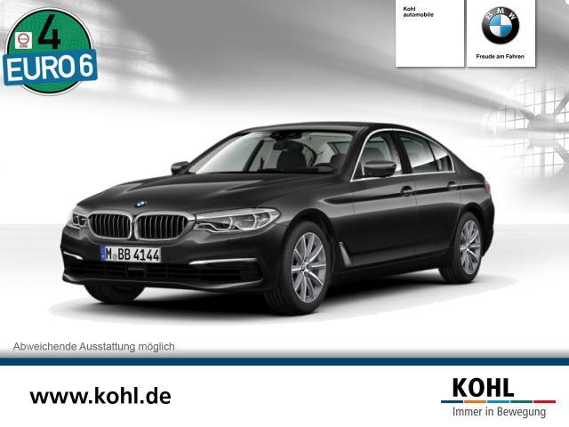 BMW 540i Innovationsp. Navi Prof. Sport Aut. EDC AHK, Jahr 2017, Benzin