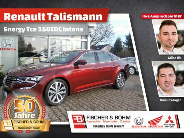 Renault Talisman ENERGY TCe 150 EDC Intens, Jahr 2016, petrol