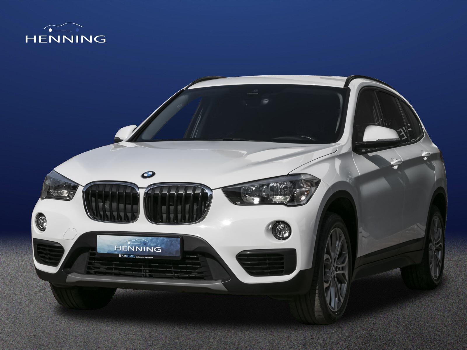 BMW X1 xDrive20i Advantage PDC Business-Paket Sitzhe, Jahr 2017, Benzin