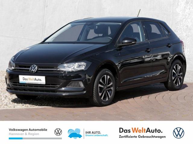 Volkswagen Polo 1.0 TSI United Navi Klima AppConnect Sitzhz DAB+, Jahr 2020, Benzin