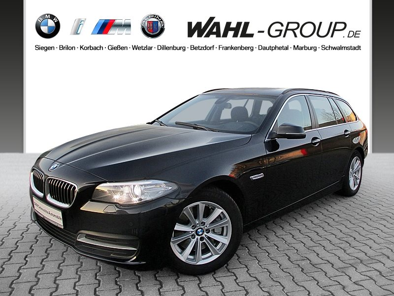 BMW 535i Touring Head-Up HiFi Xenon Navi Prof. Shz, Jahr 2016, petrol