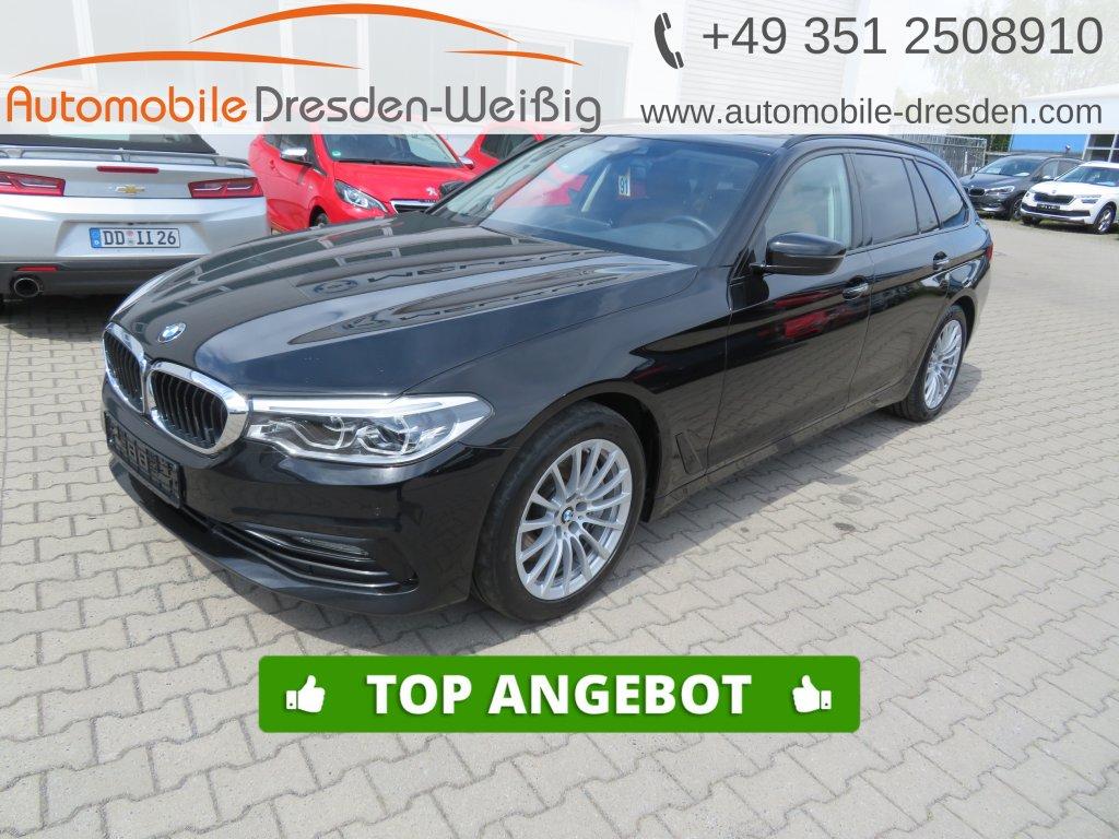 BMW 540 d Touring xDrive Sport Line*Navi*ACC*Pano*, Jahr 2018, Diesel