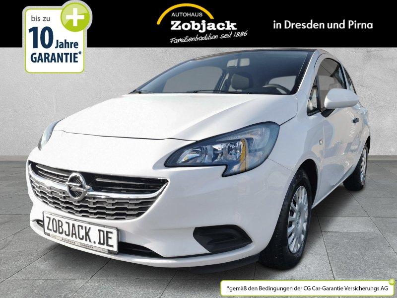 Opel Corsa-E Selection 1.2 3-trg Isofix,Klima, Jahr 2016, Benzin