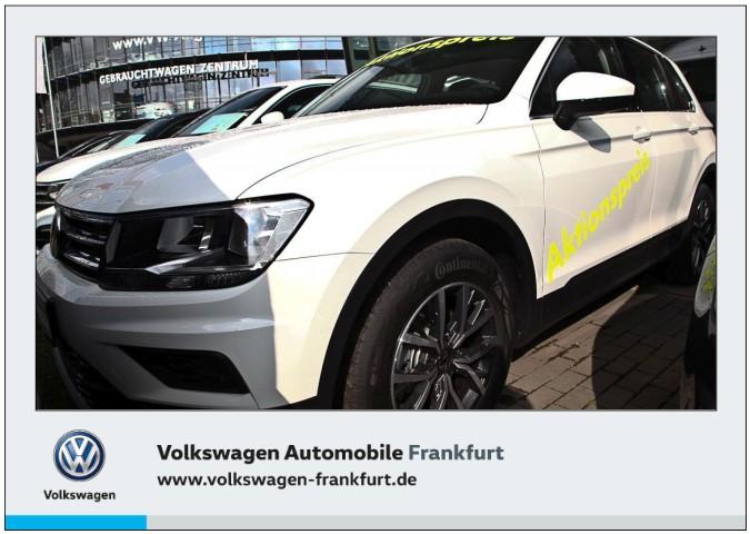Volkswagen Tiguan Comfortline 1,5 l TSI ACT OPF 110 kW (150 PS) 6-Gang, Jahr 2020, Benzin