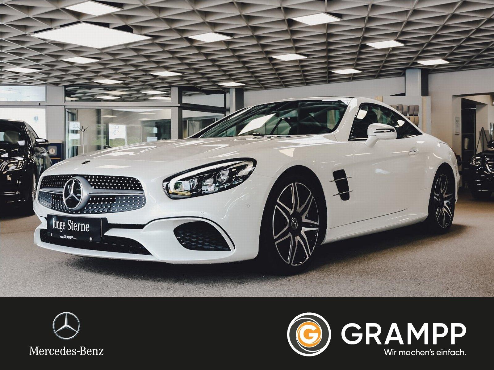 Mercedes-Benz SL 400 AMG Comand/Keyless/Digi-Radio/19ZollAMG, Jahr 2019, Benzin