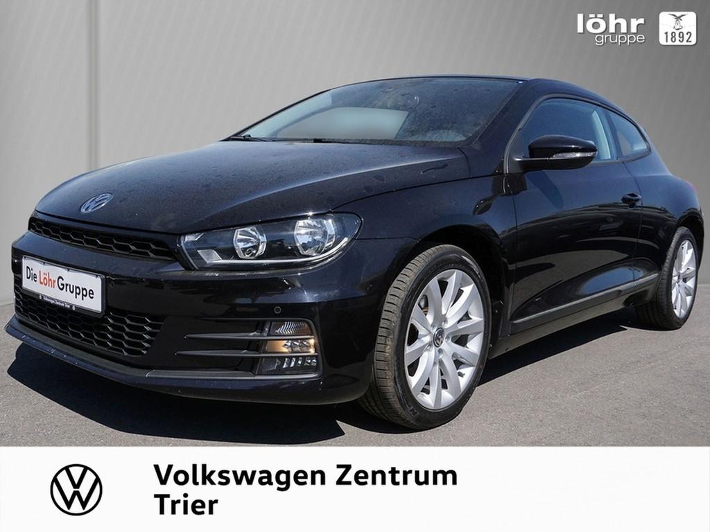 Volkswagen Scirocco 1.4 TSI Licht & Sicht, Winterpaket, Jahr 2015, Benzin