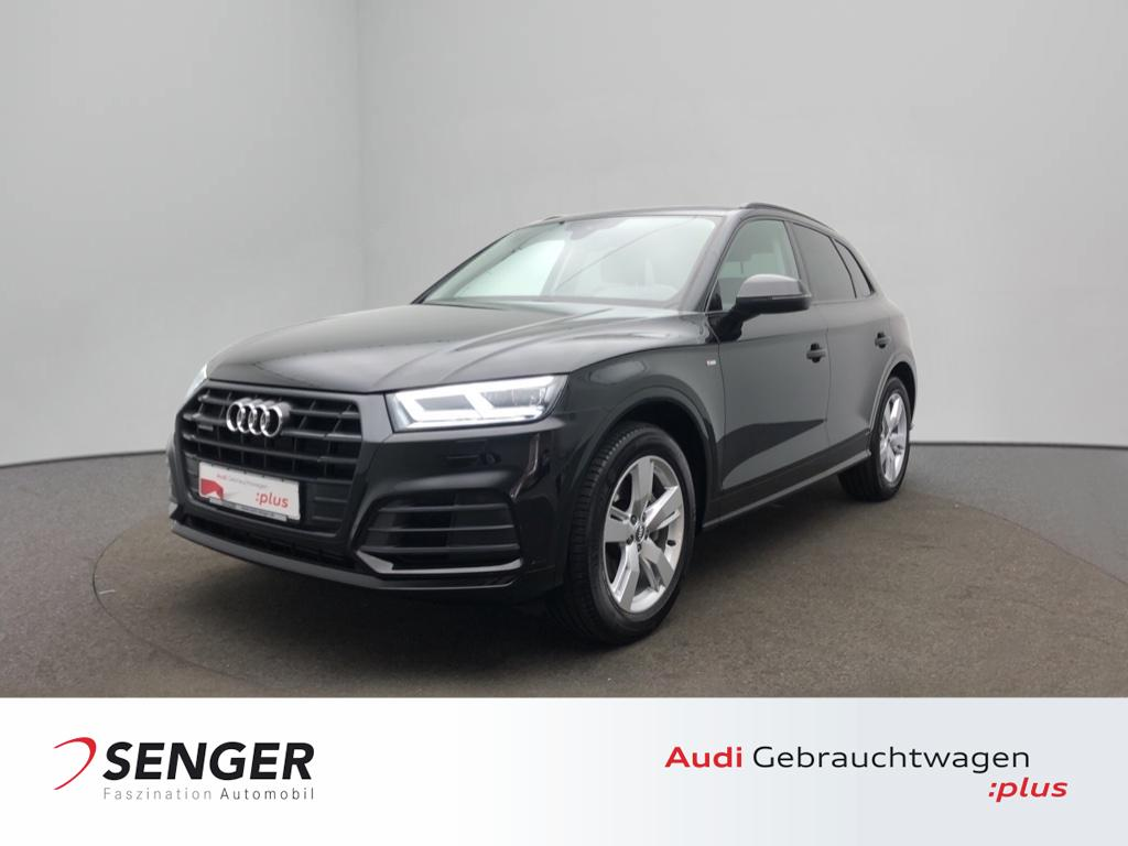 Audi Q5 2.0 TFSI quattro S line Automatik Standhzg., Jahr 2018, Benzin